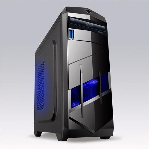 pc cpu gamer 4.0ghz 8gb ram 1tb hd video 2gb gt1030 sem kit