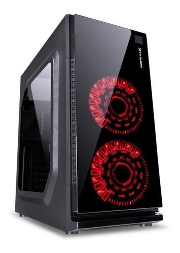 pc cpu gamer 8ª geração intel i3 8100 8gb 1tb gtx 1650 4gb