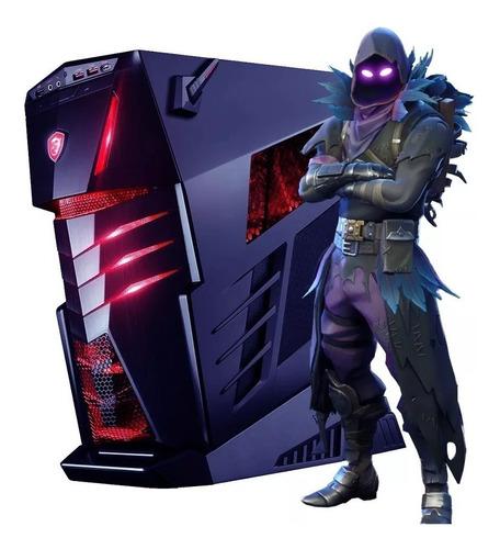 pc cpu gamer a10 9700 amd 8gb ddr4 ssd 240gb barato promoçã