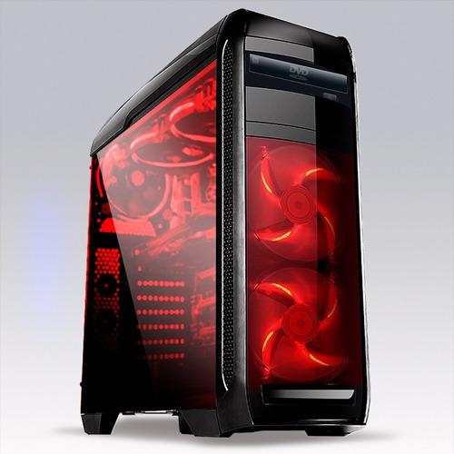 pc cpu gamer a4 7300 4.0ghz 8gb 1tb gt710 2gb + kit gamer!
