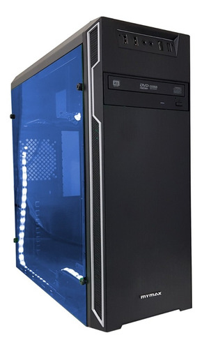 pc cpu gamer /core i5/ 16gb/ 1tb/gtx1650 4gb /wifi/ led gab.