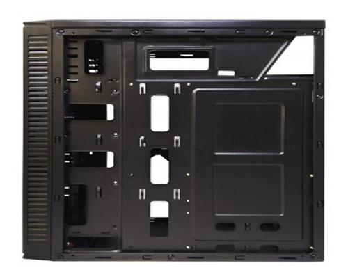 pc cpu gamer core i5 3.46g 16gb ssd 120gb gtx1050 com 3 leds
