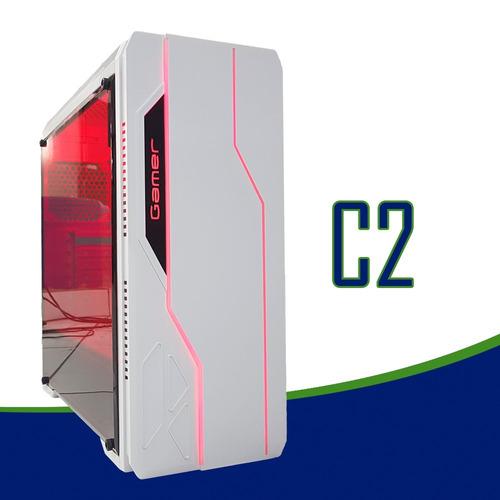 pc cpu gamer / core i5 8400/ 16gb ddr4/ 1tb/ led
