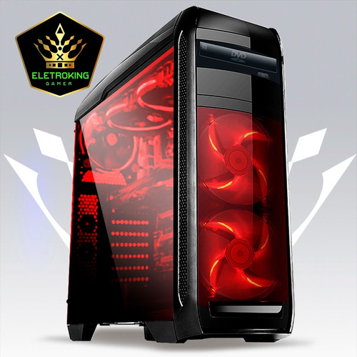 pc cpu gamer intel 3.5ghz 8gb 1tb hd video nvidia 2gb + kit