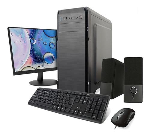 pc cpu intel i5 9400f  ram 8gb wifi 1tb win 10  led 22  m4