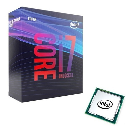 pc cpu intel novena generación i7 16gb ram ddr4 ssd