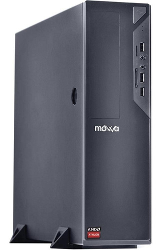 pc cpu movva amd athlon quad-core 5150,4gb, 500gb, linux