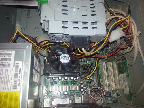 pc de escritorio hp w5210 w5000 entera o por partes