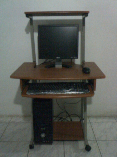 pc de mesa + mueble