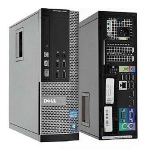 pc dell 3020 intel i3 4°geração 8gb hd500gb novo de vitrine