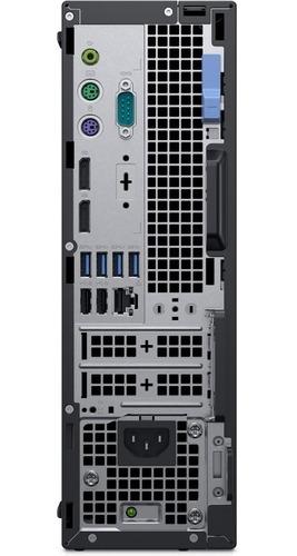 pc dell 3070 i5 ram 8gb hdd 1tb + monitor led 20'' p2018h