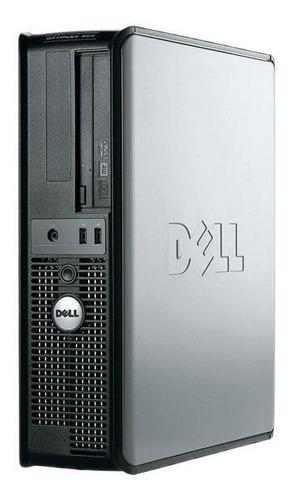 pc dell 380 core 2 duo e7500/ 4gb ddr3 / hd 500 gb + wi-fi