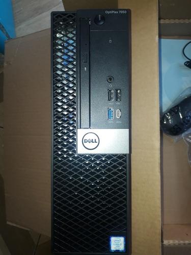 pc dell 7050 core i7 7700 16gb ddr4 ssd 320gb intel
