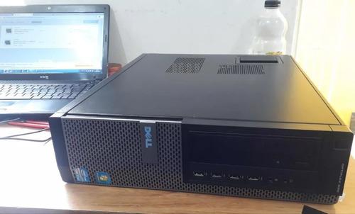 pc dell 990 core i7 mem 8gb ddr3 hd 500gb placa de vídeo 1gb