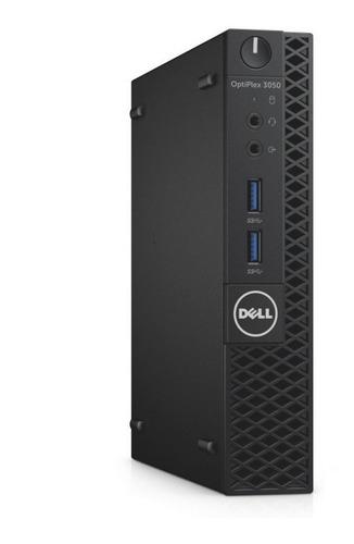 pc dell optiplex 3050 micro corei3-7100 / 4gb / 500gb/ win10