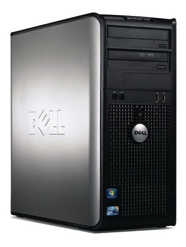 pc dell optiplex 780 intel core 2 duo 3.00ghz, 250gb disco