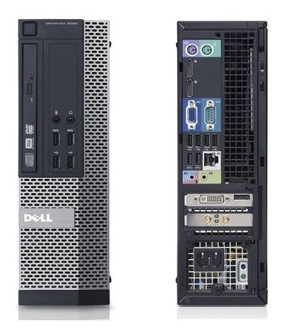 pc dell optiplex 9020 -core i7. 4790 - 8gb ram - 256 gb ssd