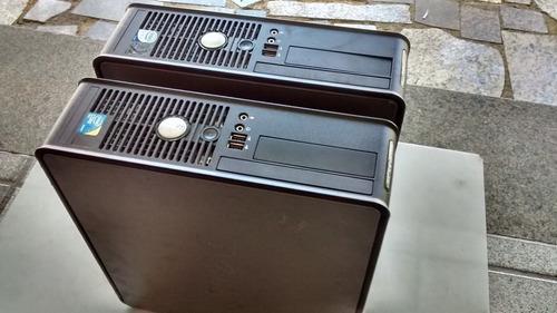 pc desktop dell optiplex core 2 duo 4gb de ram