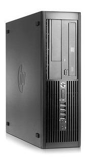 pc desktop hp elite 4300 i3 4gb ssd 480gb win 7 _ barato !