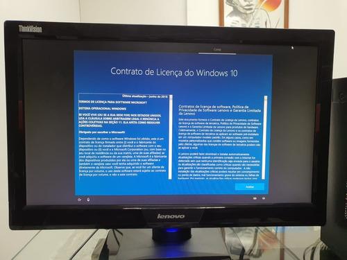 pc desktop lenovo v530s sff intel core i5 8400 16gb hd 1tb