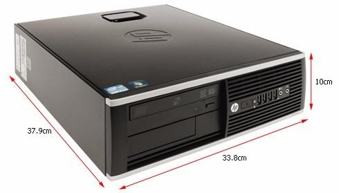 pc escritorio hp compaq core i5 ram 4gb 500gb w10