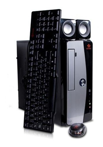 pc exo ready j7-v1345 intel celeron 4g ram disco 500gb win10