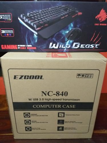 pc ezcool gamer nueva en caja con garantia
