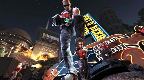 pc game steam duke nukem forever