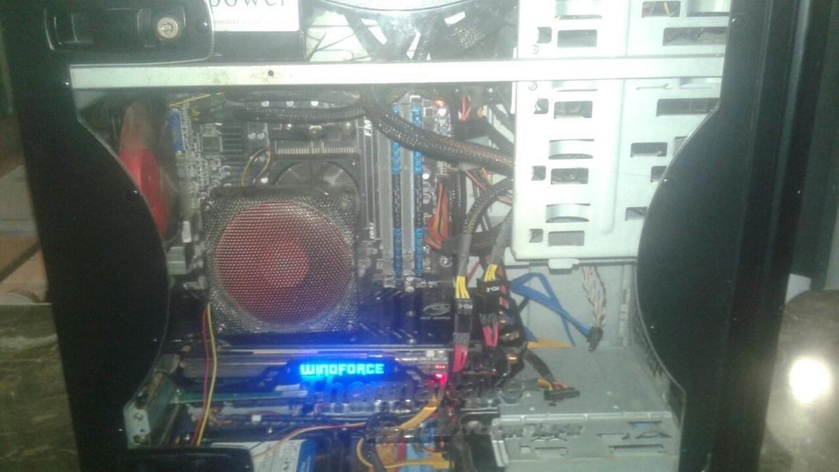 Pc Gamer, 8gb Ram, Gtx 980 G1 4gb + 1tb Hdd + Monitor 22