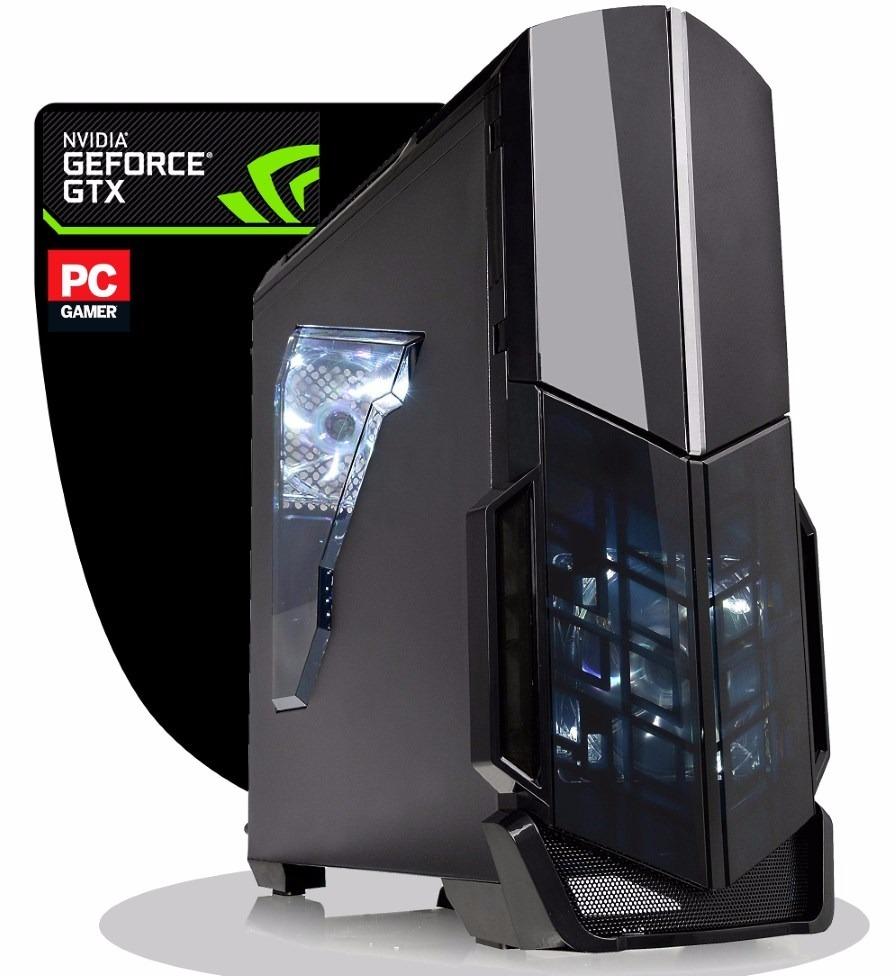 Pc Gamer Alta Gama I7 8700k Gtx 1080ti 32gb M 2 Nvme 500gb