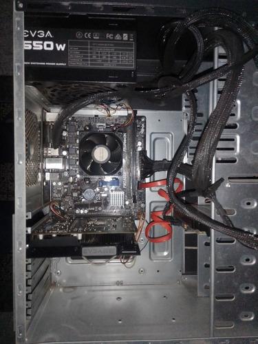 pc gamer amd a10 7850k, nvidia gtx 1050, 8gb ram, 1tb disco
