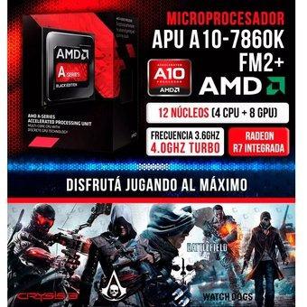 pc gamer amd a10 7860k black edit 8gb 1866 mhz 2tb f18 power
