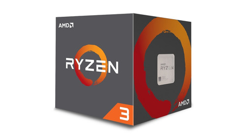 pc gamer amd ryzen 3 - gtx 1050ti  4gb gaming x - ssd 275gb