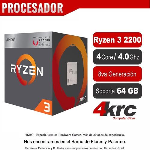 pc gamer amd ryzen 3 placa video rx 550 4gb gddr5 ssd 240gb