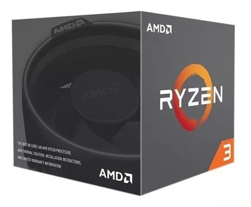 pc gamer amd ryzen 5 2400g mother a320m con ddr4 8gb 2400mhz