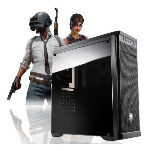 pc gamer amd ryzen 5 2600 + 8gb fury + ssd + gtx 1660 super