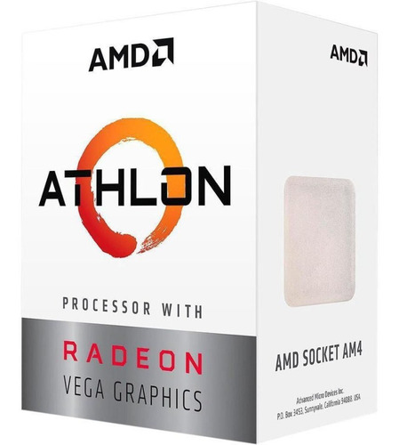 pc gamer amd ryzen athlon 8gb hd 1tb rx 550 2gb gddr5