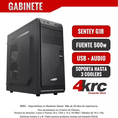 pc gamer armada cpu intel core i7 8700 ddr4 1tb hdmi vga