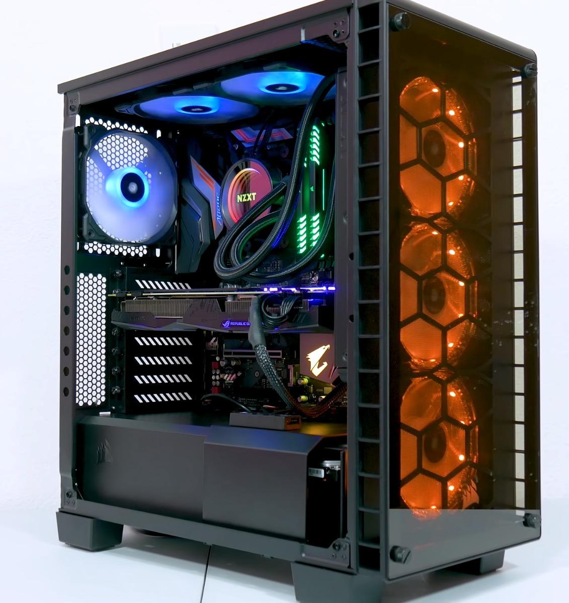 Pc Gamer Armada I7 8700k Gtx 1080ti 16gb Ram 512 Ssd M 2 - $ 121 000,00