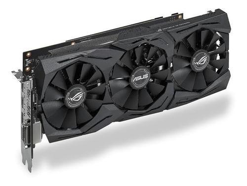 pc gamer asus gtx 1060 rog strix 6gb (3 fans)