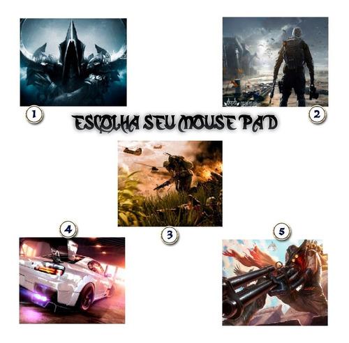 pc gamer barato quad 8gb / hd + ssd geforce 2gb + kit gamer