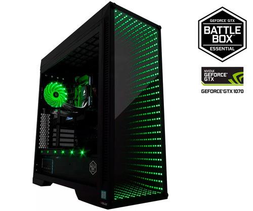 pc gamer battlebox nvidia geforce gtx 1070 8gb core i7 16gb