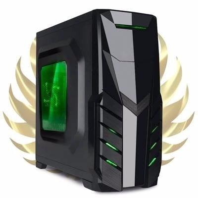 pc gamer completo a4 6300 / 8gb / 1tb / frete grátis.