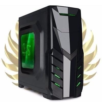 pc gamer completo a6 7480 / 4gb / 320gb / frete grátis.