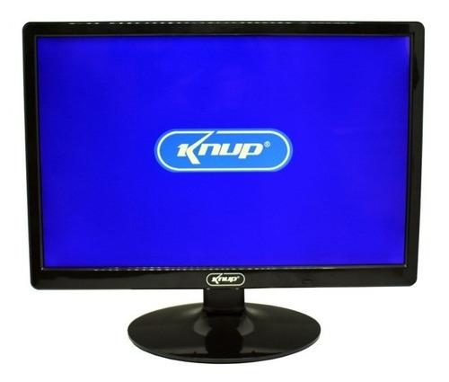 pc gamer completo amd 3.9ghz 8gb monitor 19 pol + wifi nfe