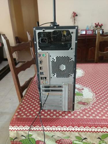 pc gamer completo c/ monitor; teclado; mouse; i5; 1080 6gb