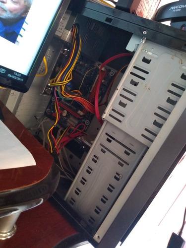 pc gamer completo i3 8100 placa de video gtx 1030
