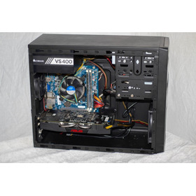 Pc Gamer Completo I7-3770(xeon E3 1230v2) +8gb Ram+rx570 4gb