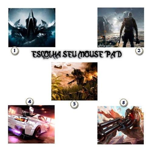 pc gamer completo tela + kit / 8gb / geforce - promoção