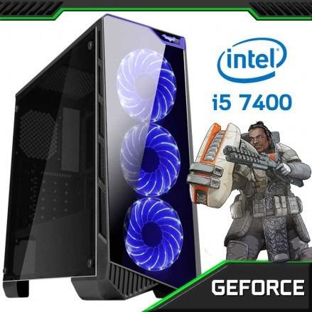 pc gamer concordia core i5 8gb hd 1tb gtx 1050 2gb